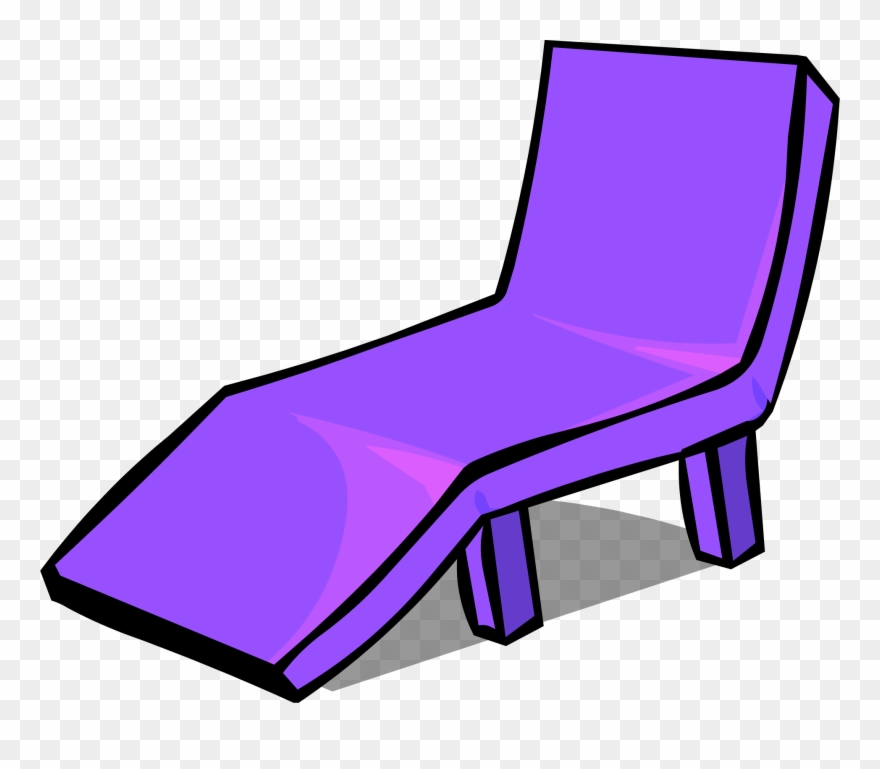 Lawn chair clipart clipart royalty free stock Purple Plastic Lawn Chair Sprite 001 - Lawn Chair Transparent Png ... clipart royalty free stock
