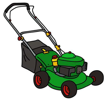 Lawn mower pictures clipart jpg library stock Lawn mower clipart free » Clipart Station jpg library stock