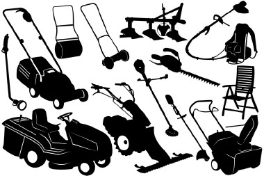 Lawn service tools cliparts png royalty free library Proper Winter Lawn Tools Storage - FitTurf.com png royalty free library