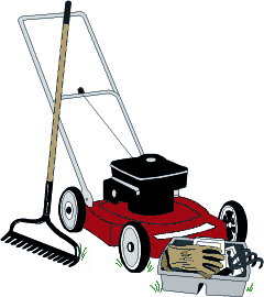 Lawn service tools cliparts image freeuse stock Free Landscape Tools Cliparts, Download Free Clip Art, Free Clip Art ... image freeuse stock