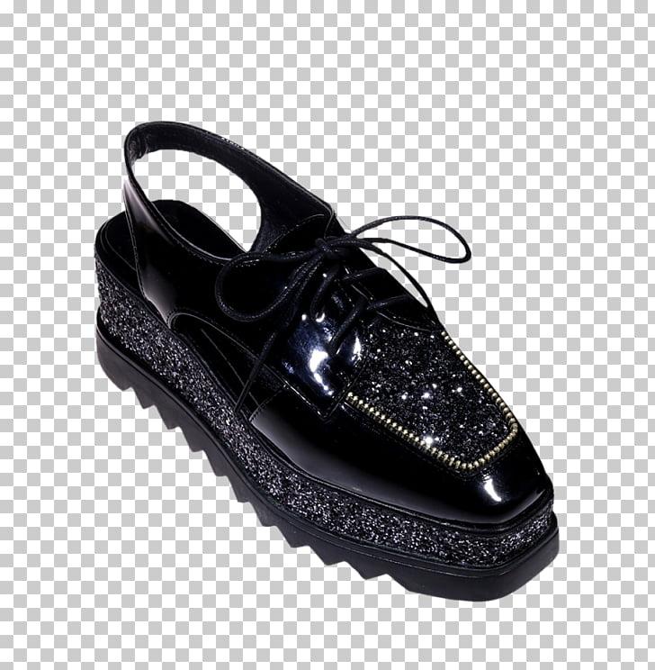 Lazo negro clipart clip art transparent stock Sandalia cuña plataforma zapato lazo negro, sandalia PNG ... clip art transparent stock