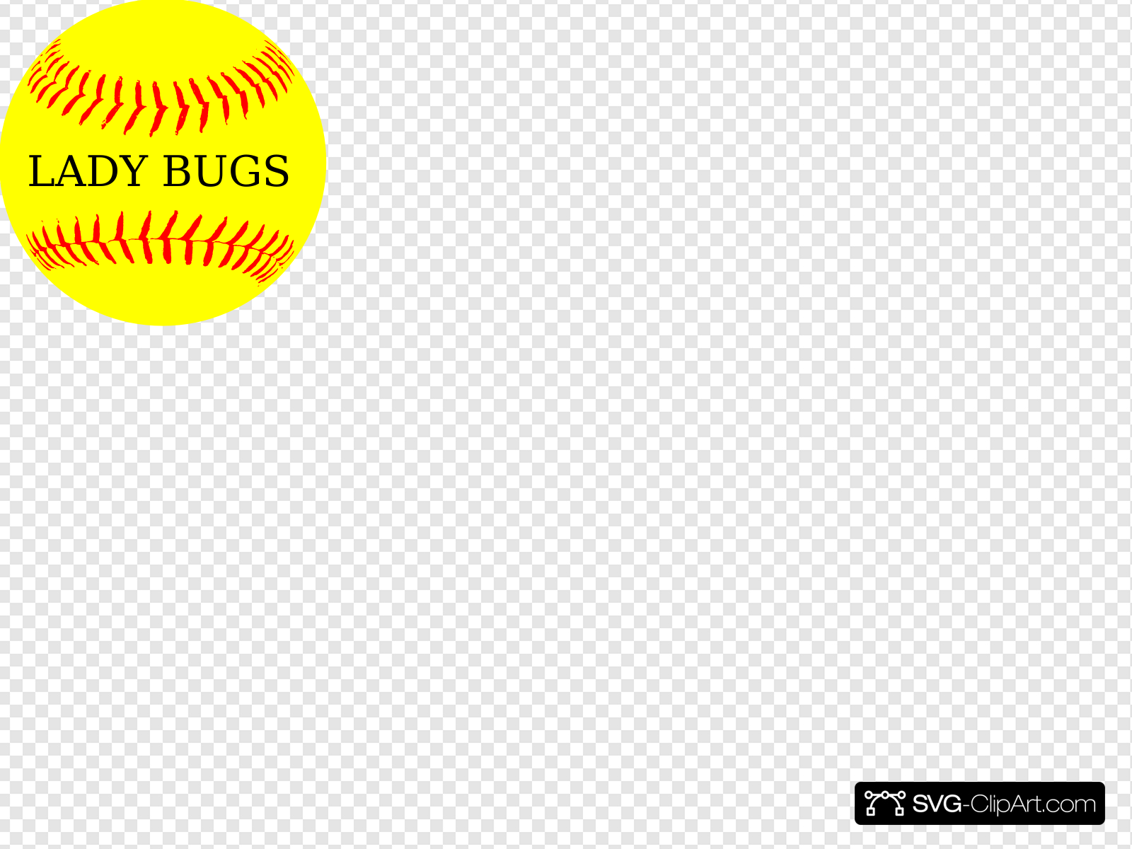 Lb clipart png library Yellow Softball Lb Clip art, Icon and SVG - SVG Clipart png library