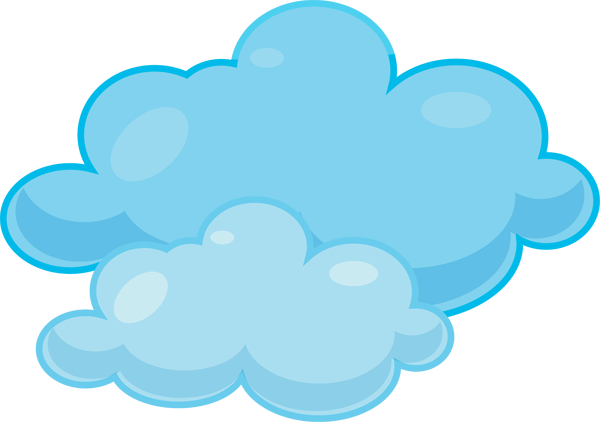 Lcloud clipart vector free Cloud clipart for kids – Gclipart.com vector free