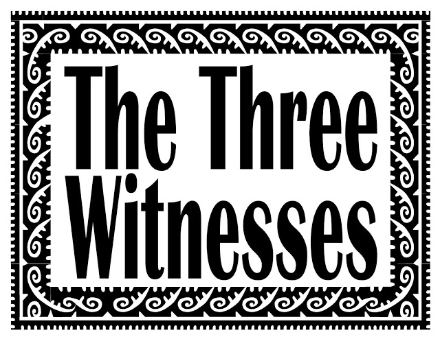Lds black and white clipart of three witnesses free download HollysHome - Church Fun: August 2018 free download