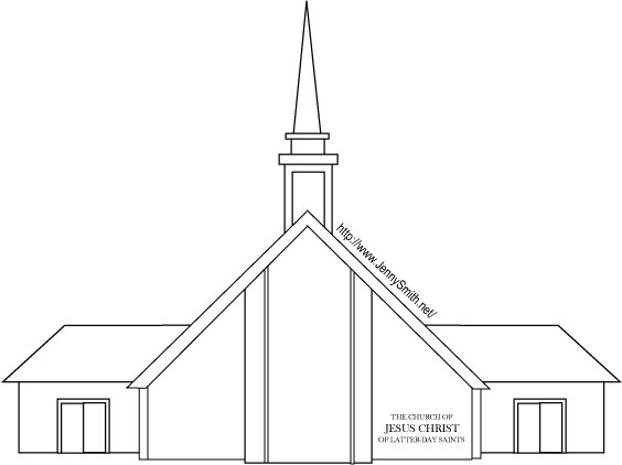 Lds clipart church svg royalty free download Lds church building clipart 1 » Clipart Portal svg royalty free download