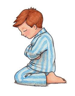 Lds family prayer clipart free stock Lds Boy And Girl Praying Clipart & Free Clip Art Images ... free stock