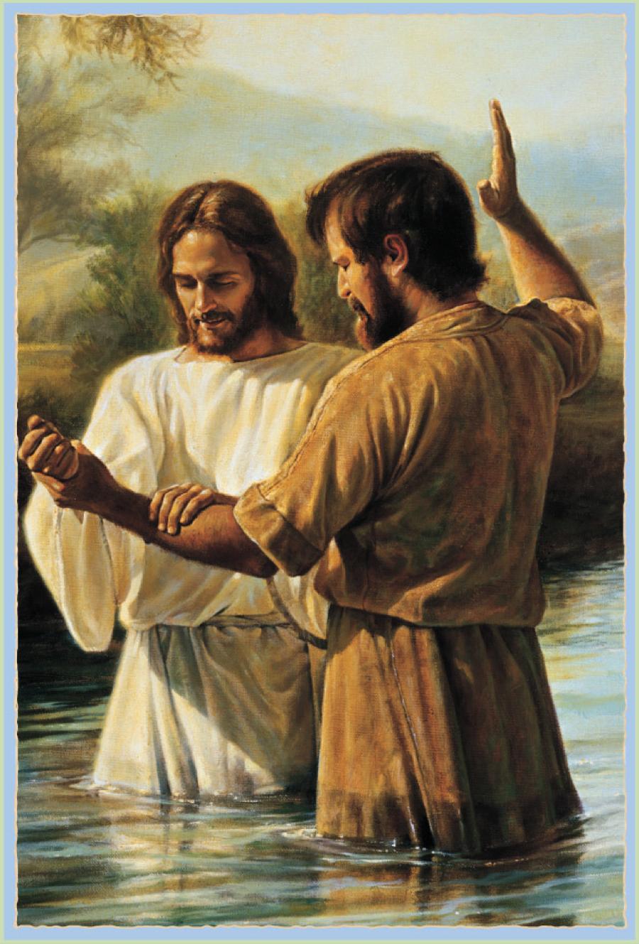 Lds jesus baptism clipart image transparent download Lds Jesus Baptism PNG Transparent Lds Jesus Baptism.PNG ... image transparent download
