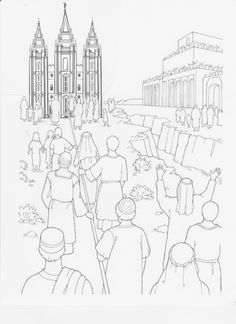 Lds lehi s dream black and white clipart png transparent 538 Best Lds- TOPICS STUDY images in 2016 | Mormons ... png transparent