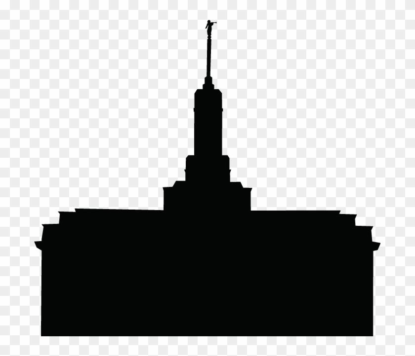 Lds temple silhouette clipart clip art free stock Lds Silhouette Clip Art At Getdrawings Com - Lds Temple ... clip art free stock