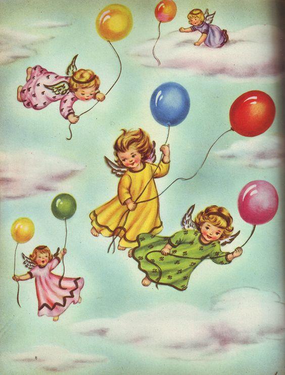 Le ciel clipart jpg royalty free download Piccoli Editions » Un Ballon dans le ciel | clipart-tło ... jpg royalty free download
