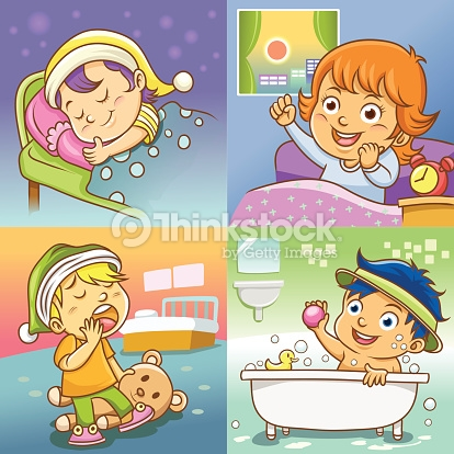 Le clipart clipart royalty free stock Se réveiller le matin clipart - ClipartFox clipart royalty free stock