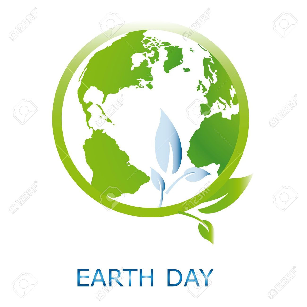 Le jour clipart svg library Planet Symbol On Earth Day Royalty Free Cliparts, Vectors, And ... svg library