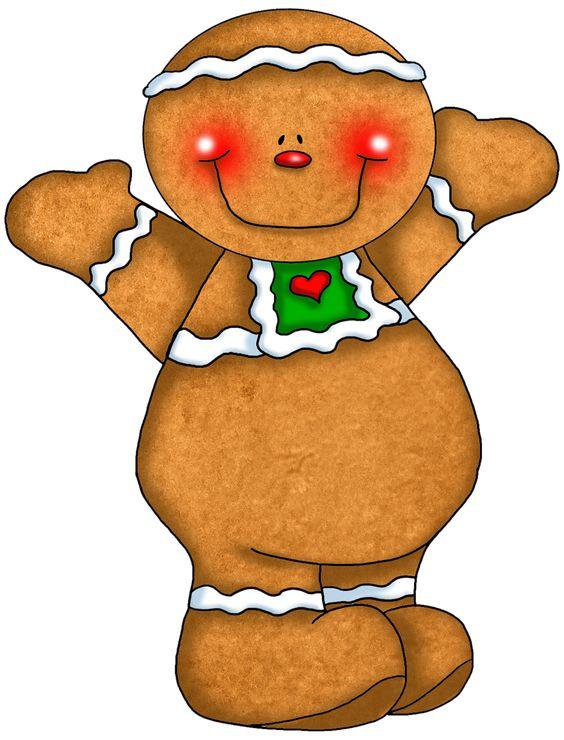 Le pain clipart freeuse stock Cute Gingerbread Ornament PNG Clipart   Le bonhomme de pain d ... freeuse stock