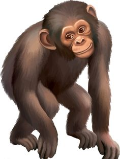 Le singe clipart vector freeuse library Le singe clipart - ClipartFest vector freeuse library
