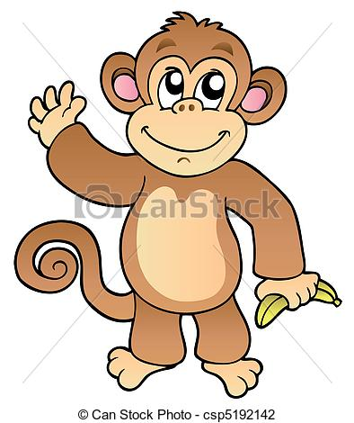 Le singe clipart vector Images et Illustrations de Singe. 24 573 illustrations de Singe ... vector