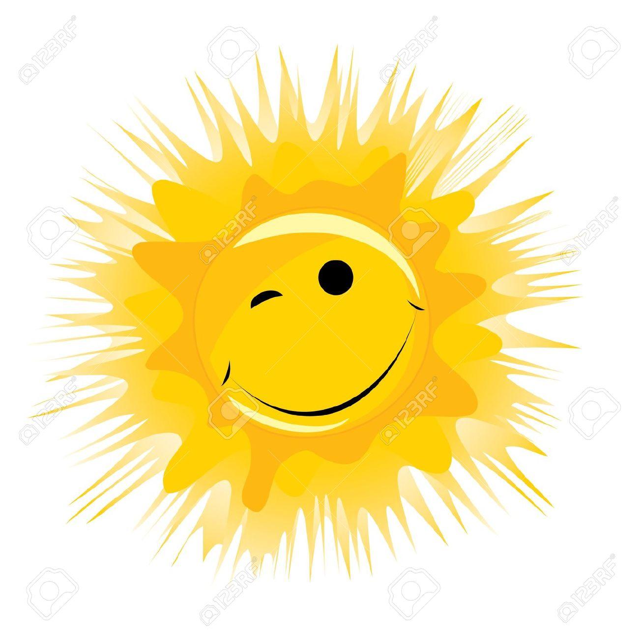 Le soleil clipart clipart transparent Clipart soleil clin d'oeil - ClipartFox clipart transparent