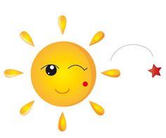 Le soleil clipart picture transparent Salut le soleil ! | emojis suns | Pinterest picture transparent