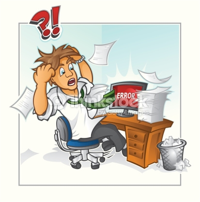 Le stress clipart png transparent Employé Le Stress Clipart vectoriel | Thinkstock png transparent