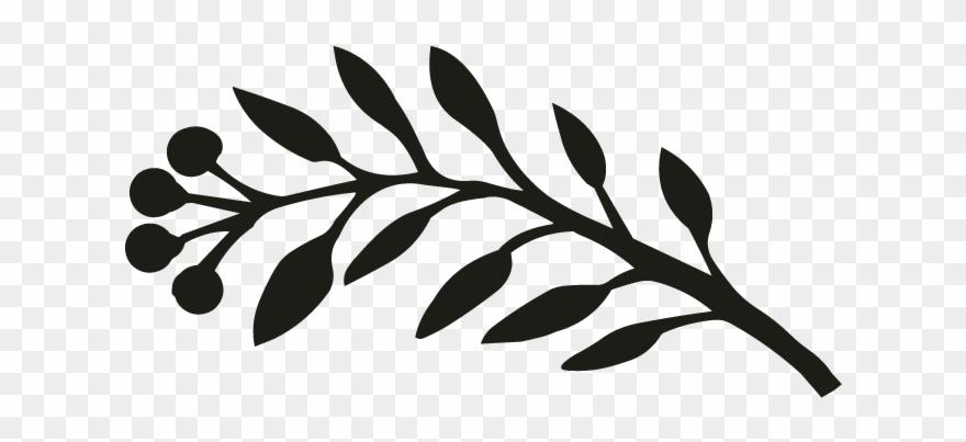 Leaf border clipart black and white svg Greely - Black And White Leaf Border Png Clipart (#1403603) - PinClipart svg