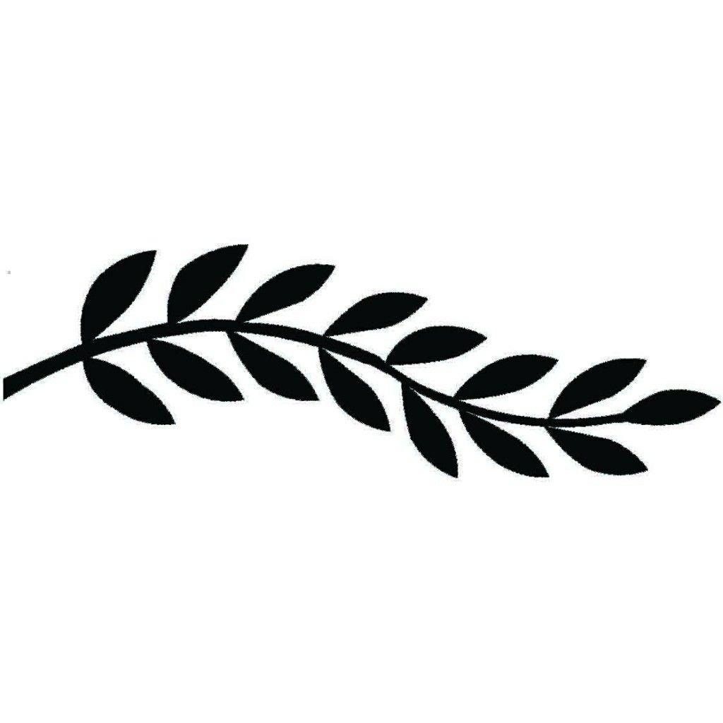 Leaf border clipart black and white free stock Pin by Eliza Stevenson on shotgun house   Clipart black, white ... free stock