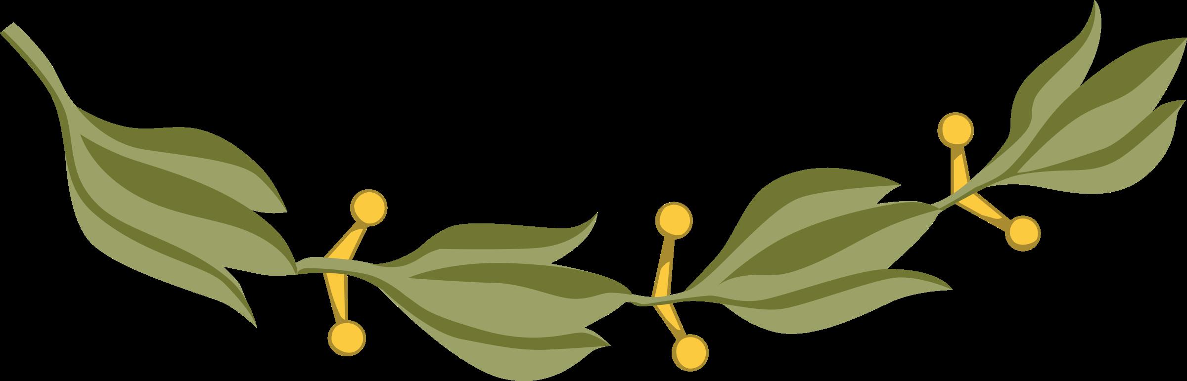 Leaf crown clipart svg stock Laurel clipart laurel branch ~ Frames ~ Illustrations ~ HD images ... svg stock