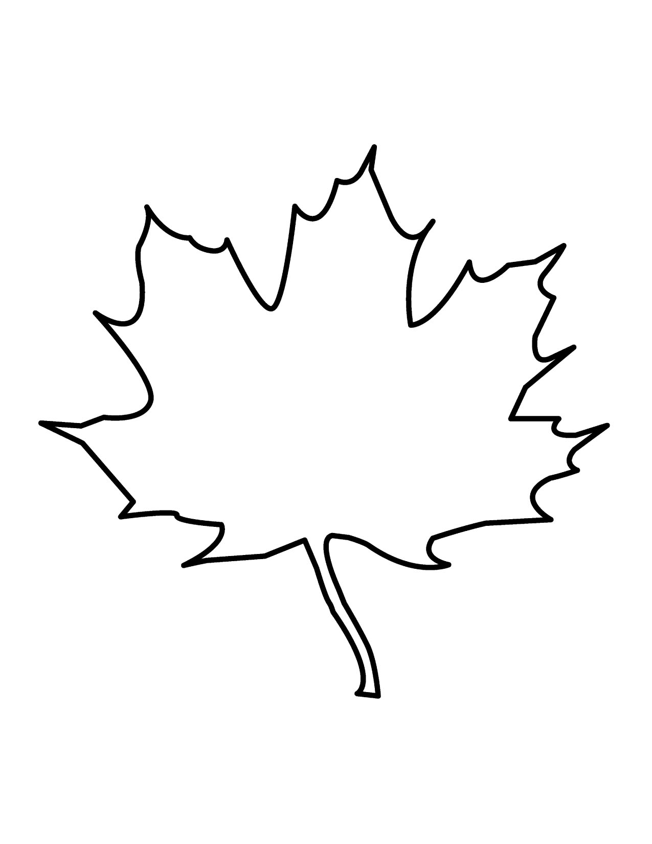 Leaf line clipart clipart black and white download Free Leaf Cliparts, Download Free Clip Art, Free Clip Art on Clipart ... clipart black and white download