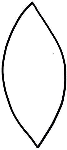 Leaf patterns clipart jpg black and white Leaf. Center circle | stencils | Pinterest | Circles jpg black and white