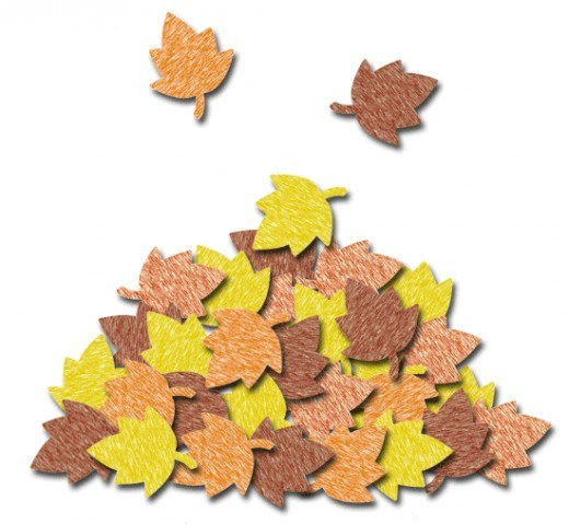 Leaf pile clipart vector free library Fall leaf pile clipart 6 » Clipart Portal vector free library