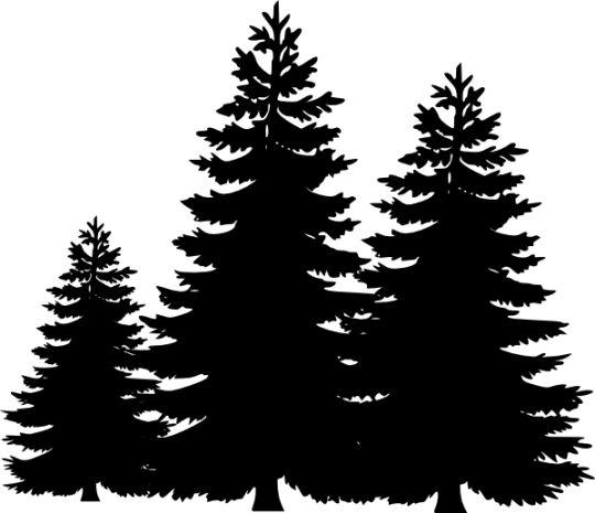 Leaf row silhouette clipart vector transparent stock Leaf row silhouette clipart - ClipartFest vector transparent stock