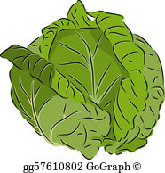 Leafy green clipart royalty free library Leafy Greens Clip Art - Royalty Free - GoGraph royalty free library