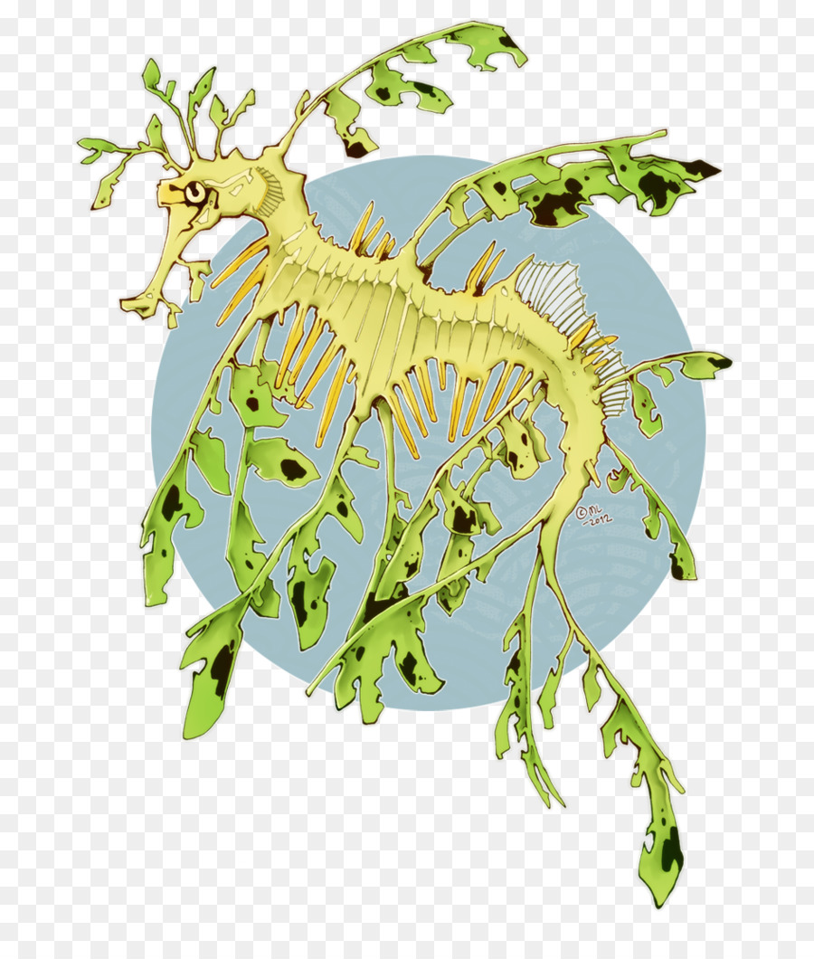 Leafy seadragon clipart banner stock Floral Leaf png download - 762*1048 - Free Transparent Syngnathidae ... banner stock