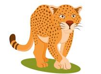 Leaopard clipart
