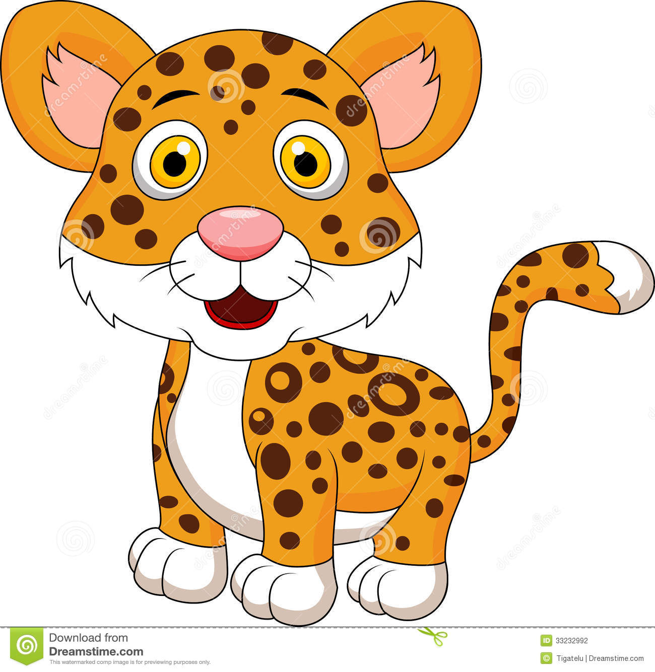 Leopard clipart free image royalty free stock 80+ Leopard Clip Art | ClipartLook image royalty free stock