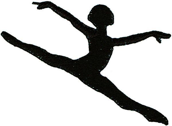 Leaping dancer clipart banner transparent Dance Leap Clipart - Clipart Kid | dance | Dance leaps, Dancer ... banner transparent