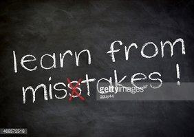 Learn from mistakes clipart black and white image black and white download Learn from Mistakes stock vectors - Clipart.me image black and white download