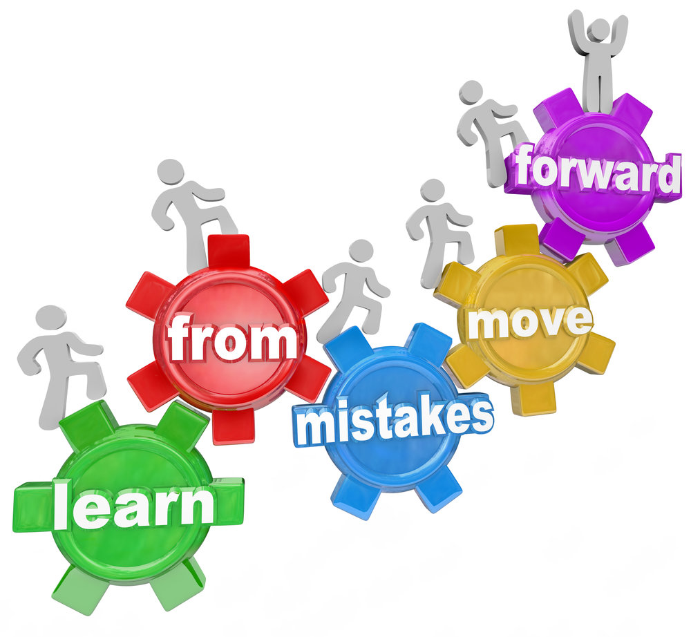 Learn from mistakes clipart black and white image free library Blog- T. Deboree Teaching and Learning image free library