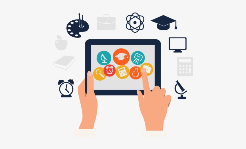 Learning icon clipart image free library Clipart Freeuse Tablet Academy Scotland Digital And - Digital ... image free library