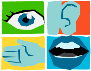 Learning styles clipart clipart black and white Why Understanding the Four Major Learning Styles Will Help You Reach ... clipart black and white