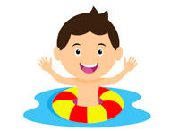 Learning to swim clipart royalty free stock Sports Clipart - Free Swimming Clipart to Download royalty free stock