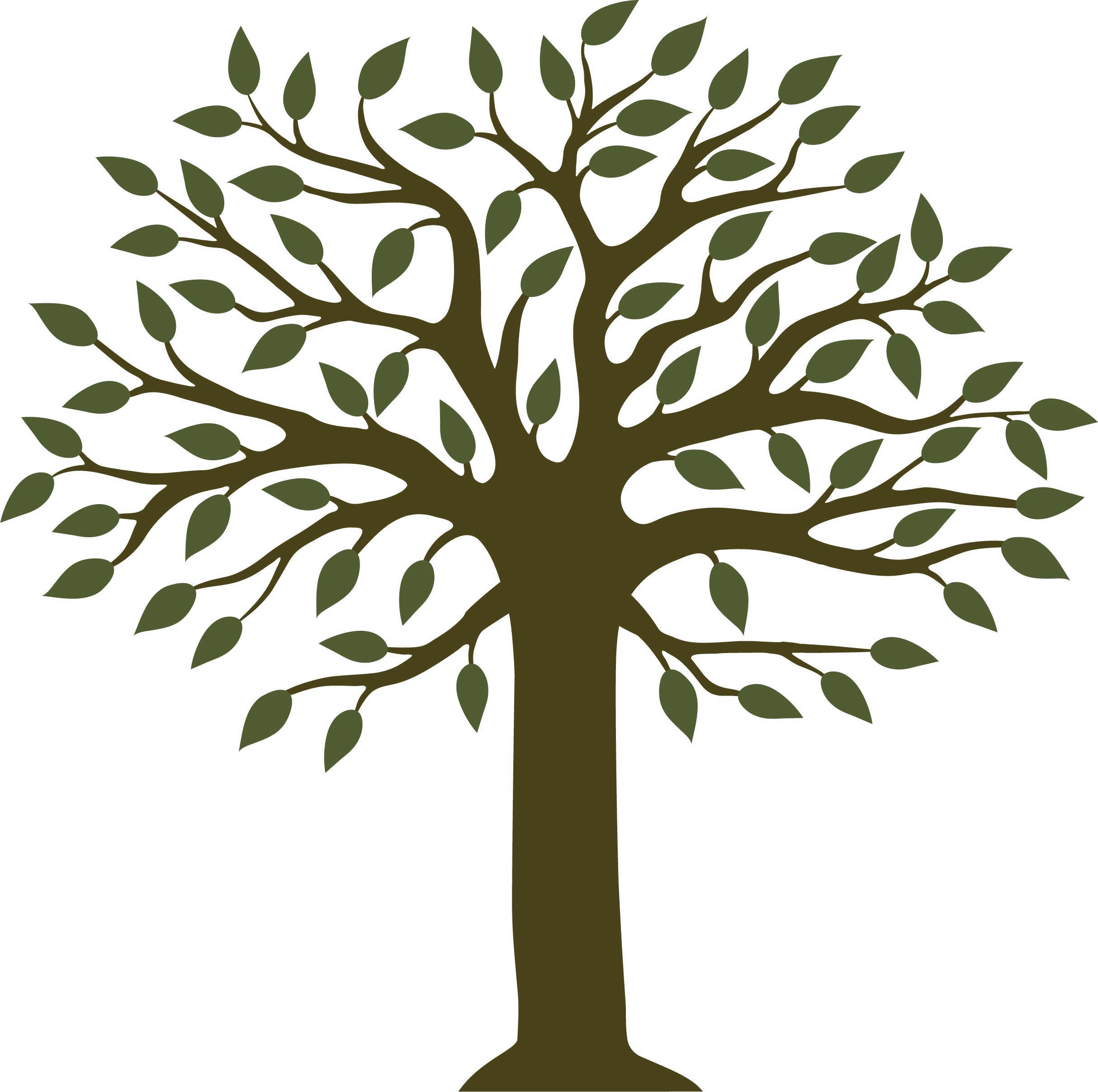Learning tree clipart vector library library Learning Tree - Image Home Garden and Tree Rtecx.Com vector library library