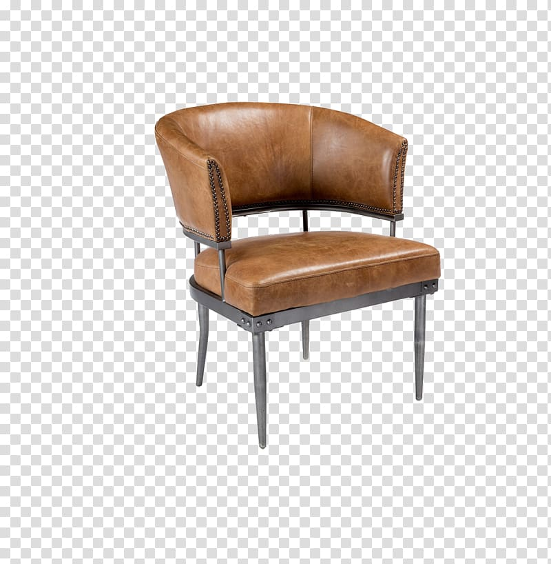 Leather chair clipart banner library download Club chair Table Furniture Seat, Leather chair transparent ... banner library download