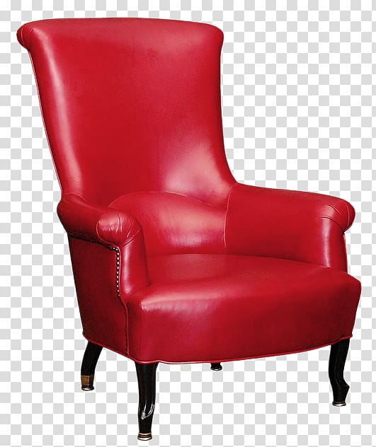 Leather chair clipart freeuse library Red leather sofa chair , Red and Blue Chair Danish Museum of Art ... freeuse library
