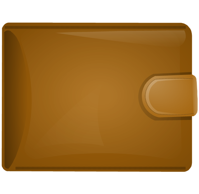 Leather wallet clipart clipart stock Free Leather Wallet Cliparts, Download Free Clip Art, Free Clip Art ... clipart stock