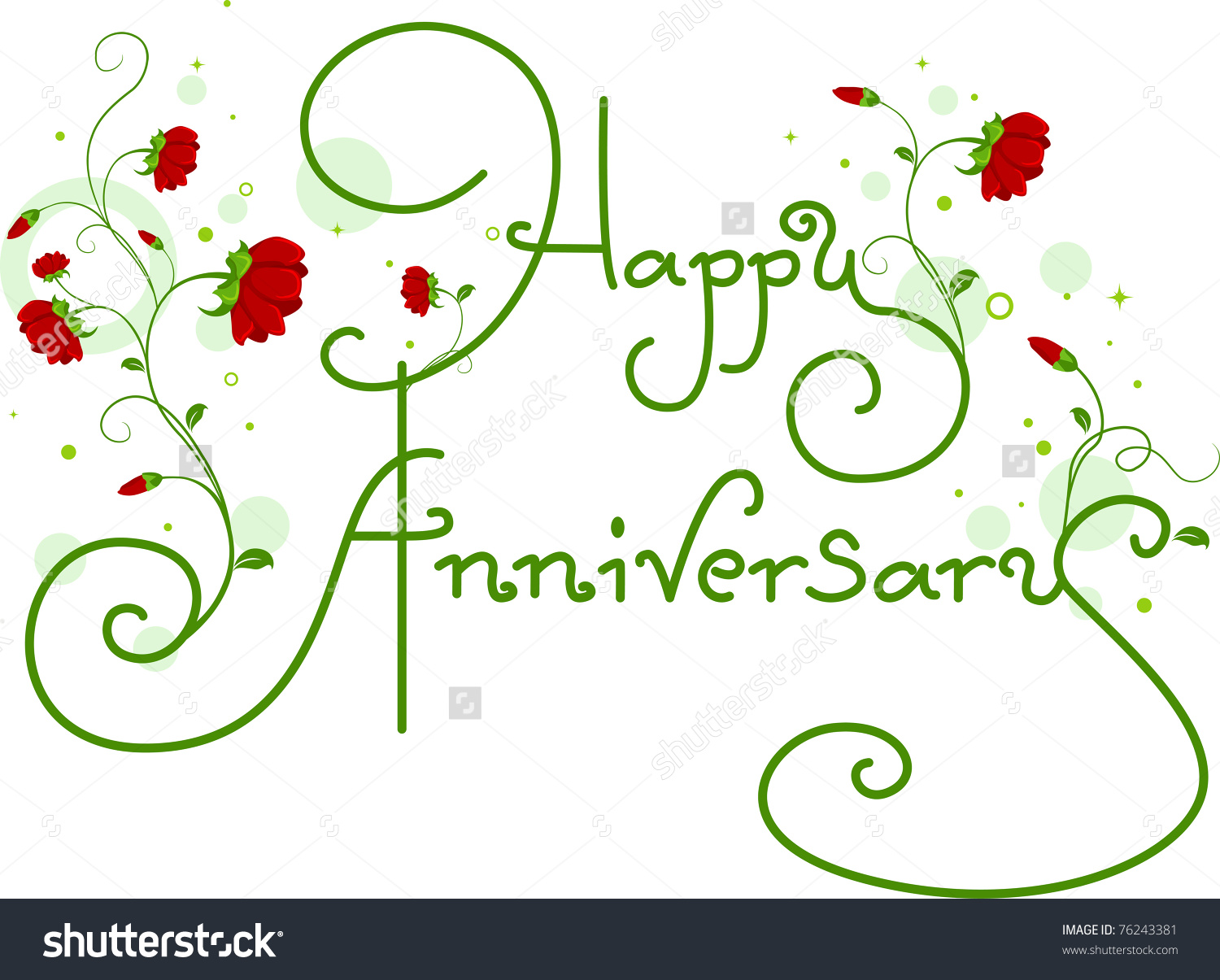 Leaves background clipart happy anniversary jpg transparent Text Featuring Words Happy Anniversary Stock Vector 76243381 ... jpg transparent