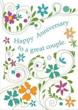 Leaves background clipart happy anniversary