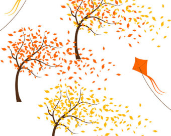 Wind blowing leaves clipart picture black and white Free Pictures Of Wind Blowing, Download Free Clip Art, Free ... picture black and white
