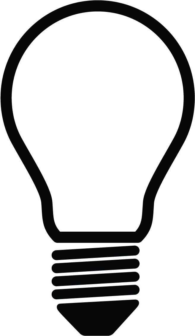 Led light bulb clipart black and white clip art free download HD Light Bulb Logo Png - Clip Art Led Light Bulb , Free Unlimited ... clip art free download