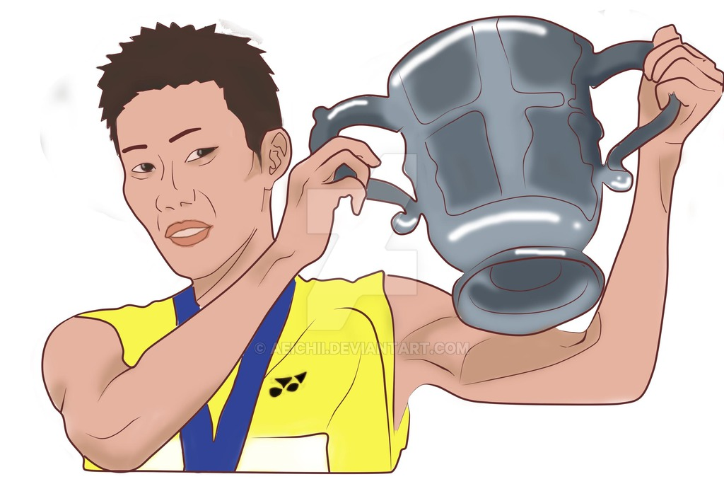 Lee chong wei clipart free Lee Chong Wei By Aeichii ... - 684*1024 - Free Clipart Download ... free