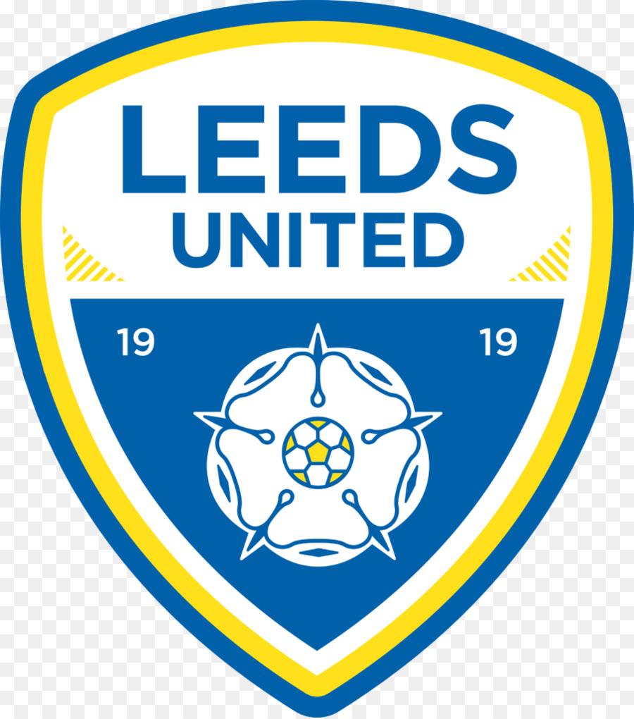 Leeds united logo clipart clip Circle Logo clipart - Text, Font, Product, transparent clip art clip