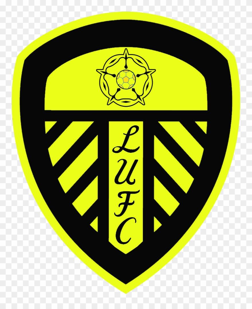Leeds united logo clipart banner transparent Black Leeds United Badge Clipart (#3901447) - PinClipart banner transparent